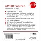 Pro Jumboknochen (1 Stück)